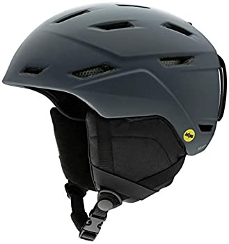 Smith Men s Mission MIPS Snow Helmet Matte Charcoal M