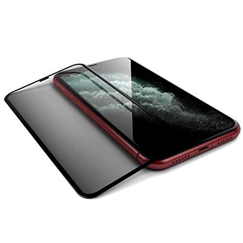 GLAZ geeignet für iPhone XR Panzerglas, Schutzfolie, Curved, Mit Applikator, Staubfrei, Notch Unsichtbar, Premium Panzerfolie, Full Cover Displayschutz, 100% Passgenau, Volle Abdeckung