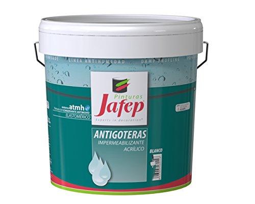 JAFEP Antigoteras Negro 4 L.