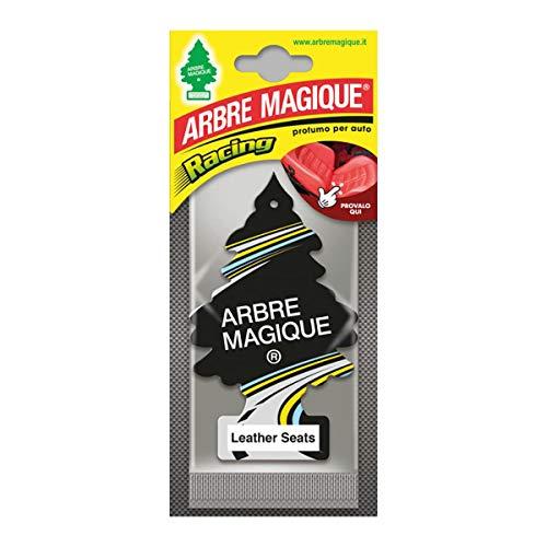 LIEMI ✅ Arbre Magique Deodorante per Auto Leather Seats