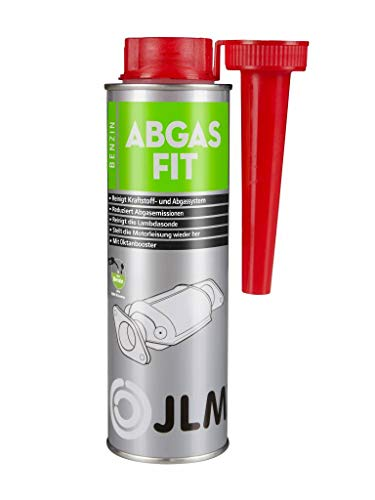 JLM Benzin Abgas Fit/Katalysator Reiniger 250ml