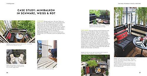 Mein Open-Air-Wohnzimmer: Schritt für Schritt zum persönlichen Wohlfühlbalkon (GU Garten Extra) - 5