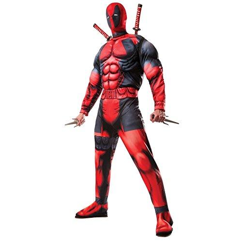 Disfraz de Deadpool para adulto
