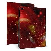 SORA 魔法 銀河系 iPad Mini第4 / 5世代用ケース 高耐久スマートケース Apple Pencil用ホルダー内蔵 瞬時オンオフマグネットスタンドカバー 人間工学 耐衝撃 丈夫