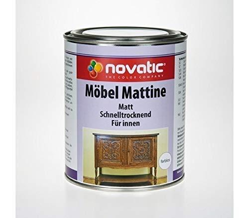 novatic NC Möbel Mattine - farblos