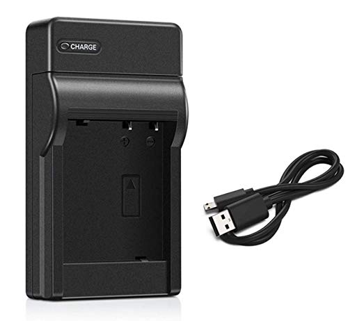 Battery Charger for Canon NB-13L, CB-2LH and PowerShot SX620 HS, SX720 HS, SX730 HS, SX740 HS, G1 X Mark III, G5 X, G5 X Mark II, G7 X, G7 X Mark II, G7 X Mark III, G9 X, G9 X Mark II Digital Camera -  Sunny-room, NB-13L USB Single Charger C1