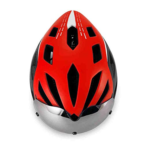 YINUO-Casque Casque vélo ville commutent balance scooter casque hommes et femmes vtt casque d'équitation (Color : 1)