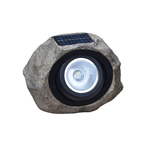 solarleuchte steinoptik lidl