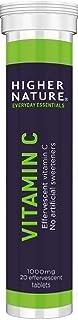 Higher Nature Fizzy C – Vitamina C efervescente – 20 comprimidos.