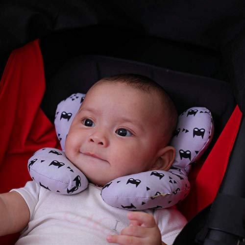 YIWOYI Cojín de lactancia en forma de U para bebés y bebés