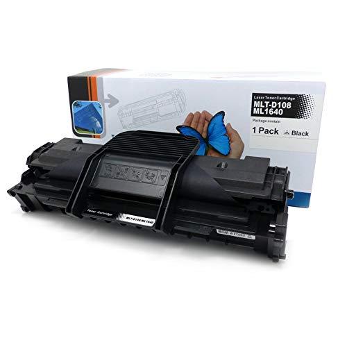 Vervanging voor Samsung ML-1640-2241 Series, Toner (ersetzt MLT-D108/ML1640)