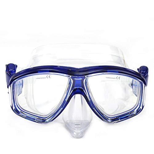 JBP max zwembril professionele duikbril waterdicht groot frame zwembril duikuitrusting