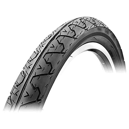 Kenda Big City Slick Wire Bead Bicycle Tire, Blackwall, 26 x 1.95'