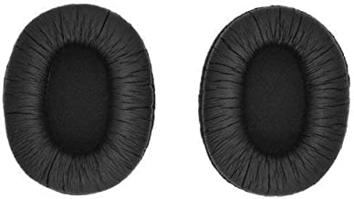 Genuine Replacement Ear pads for Audio Technica ATH-M30 Headphones Earpad Foam Cushions - 2 Pieces (1 Pair)
