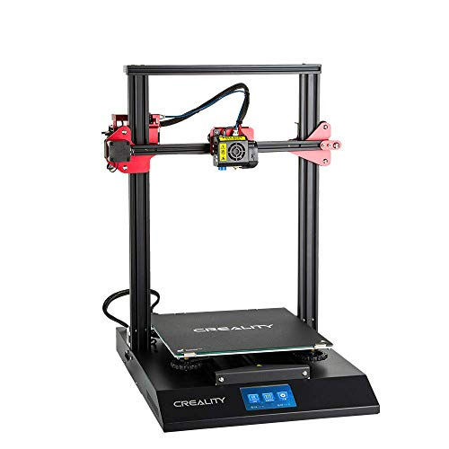 2019 New Upgraged Creality 3D Printer CR-10S Pro with Auto-Level, Touch Screen, Capricorn PTFE and Bondtech Extruder Dual Gears, Printing Size 300mmx300mmx400mm Machine 3D Printers