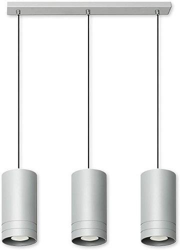 Lampex. Suspension Simon 3L gris