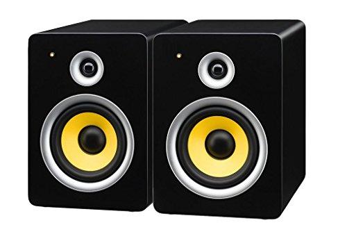IMG Stage Line SOUND-65/SW High-Quality-Aktiv-Lautsprecherpaar