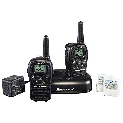 Midland - LXT500VP3, 22 Channel FRS Two-Way Radio