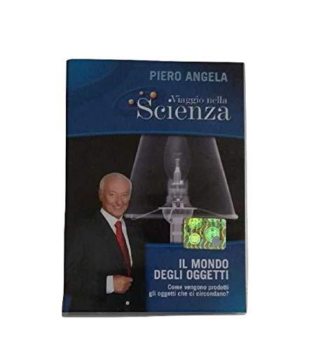 DVD Viaje en la Ciencia, Piero Angela, El Mundo de los Objetos
