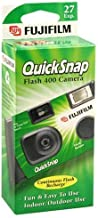 Fujifilm QuickSnap Flash 400 Disposable 35mm Camera (Pack of 8)