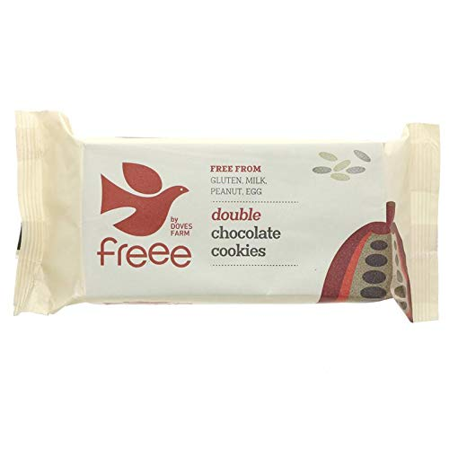 Doves Farm | Double Chocolate Cookies - Gf | 1 X 180G