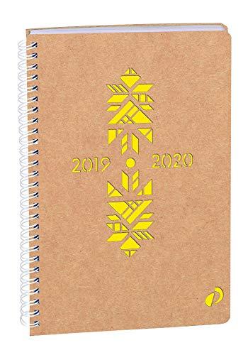 Quo Vadis 145005Q - Agenda con espirales NOTE 21 AUTHENTIK...