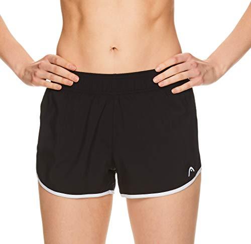 HEAD Pantalones cortos deportivos para mujer - Tenis gimnasio entrenamiento y running...