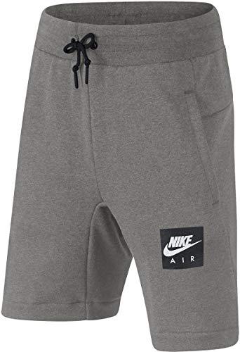 Nike Jungen Air Shorts, Dark Grey Heather, M