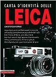 Carta d'identità delle Leica