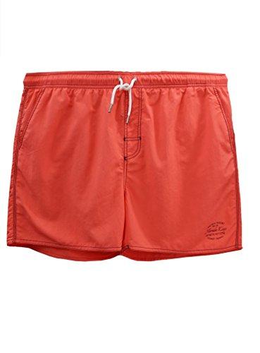 KITARO - Short de bain - Homme rouge rouge XX-Large