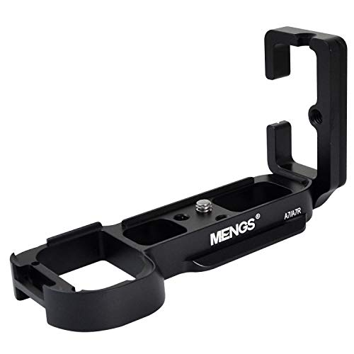 [MENGS] A7/A7R L型クイックリリースブラケット L字型のクイックリリースプレート, Sony A7 A7Rカメラ用