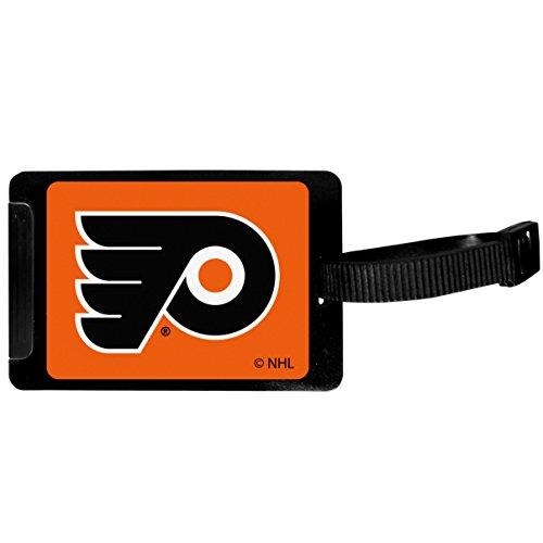 Siskiyou Sports Unisex NHL Philadelphia Flyers Luggage Tag, Black, One-size