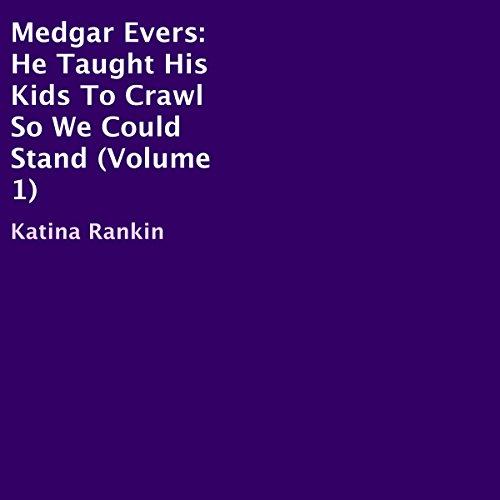 Medgar Evers audiobook cover art