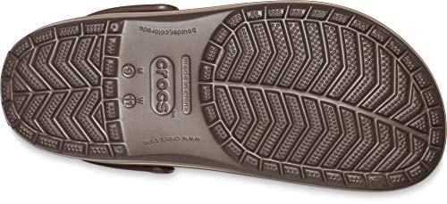 Crocs Unisex-Erwachsene Crocband Clogs, Braun - 7