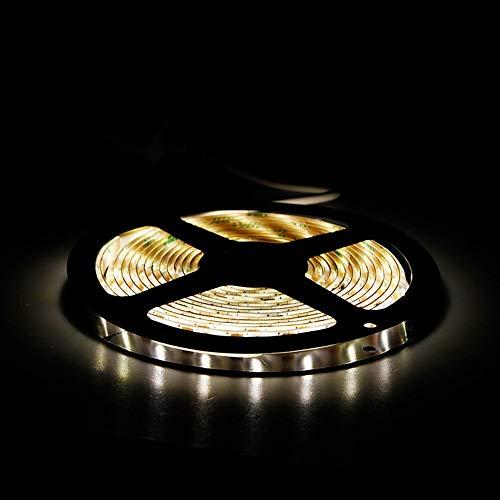 LMIAOM Venta grande 0.5-5M impermeable de Control Touch Strip regulable LED TV de fondo fresco de iluminación al aire libre blanco caliente blanco luces de tira Nueva barra de luz LED