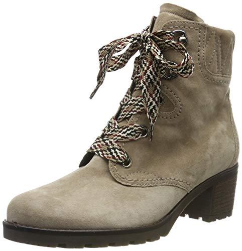 Gabor Shoes Damen Comfort Sport Stiefeletten, Beige (Desert (Mel.) 32), 39 EU