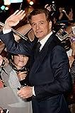 Zole Xap Colin Firth | 24inch x 36inch | Silk Printing