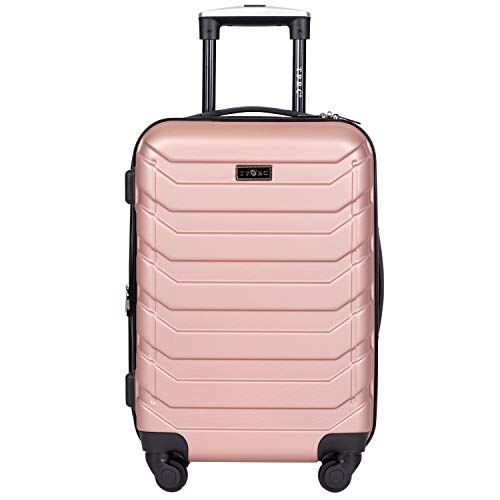 TPRC 20 Inch Carry-On, Rose Gold, 20-Inch Only