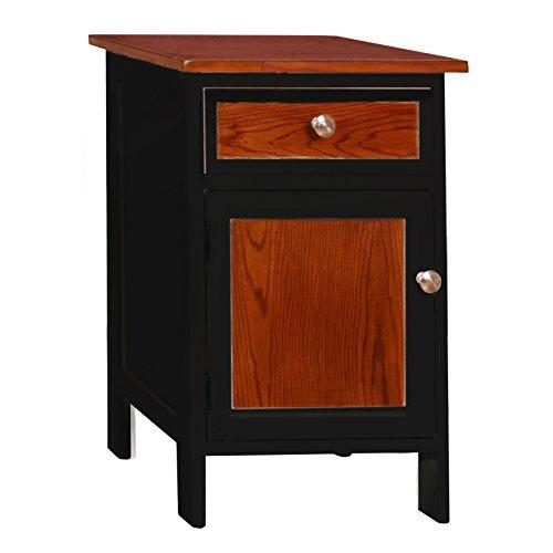 Porthos Home Tonality Designs Morrison Classic Side Table, Black
