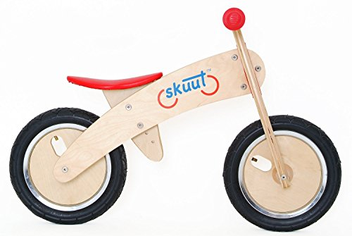 Diggin Active Skuut Wooden Balance Bike Product Image