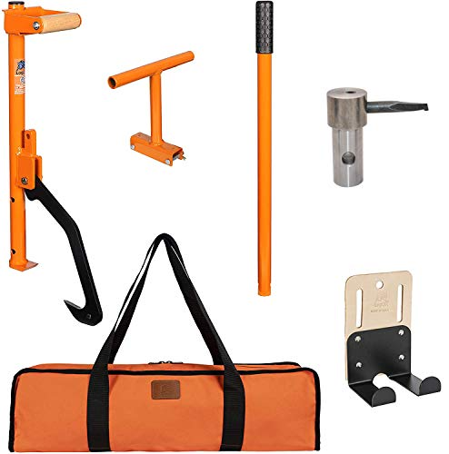 LogOX Forester Package: 3-in-1 Forestry Multitool (Patented), Hauler...