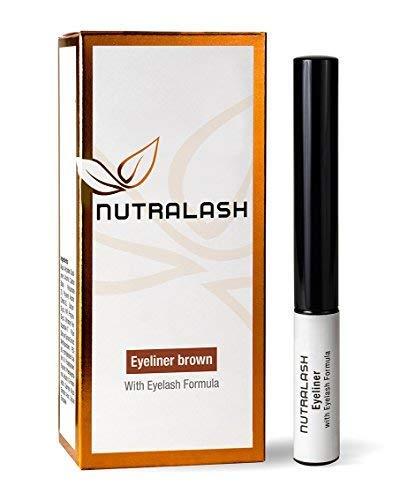 Nutralash Eyeliner Brown, (1x2ml)