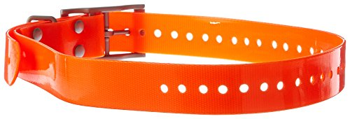 Garmin 010-11892-00 - Correa (Poliuretano, Naranja, Alpha Astro DC 50 Dog Tracking Collar TT 10 Dog Device, 68,6 cm)