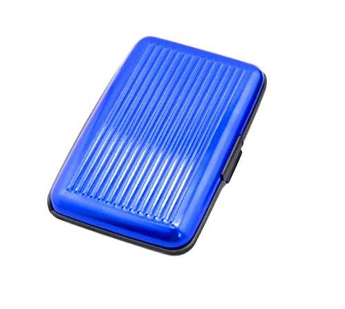 Tarjetero con protección RFID.