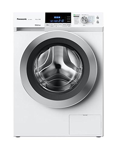 Panasonic Deutschland NA-140XS1WDE Waschmaschine FL / 155 kWh/Jahr / 1400 UpM / 10 kg / hohe Energieeffizienz: A+++ (-35%) /Schontrommel