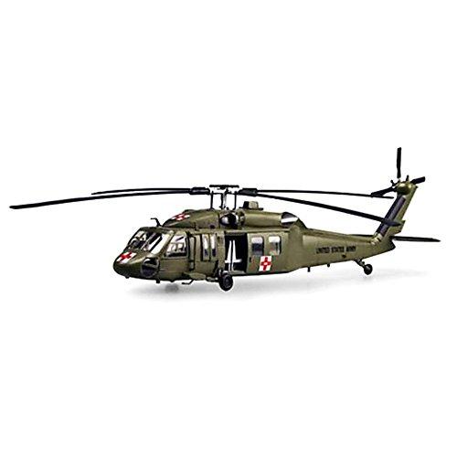 1:72 Uh-60a Blackhawk 508th Medevac Air Ambulance, 101st Airborne Helicopter