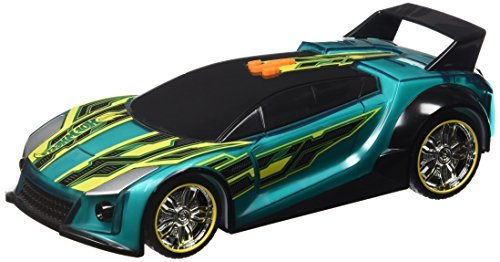 Hot Wheels Hyper Racer with Lights and Sounds - Quick N\' Sik by Toystate