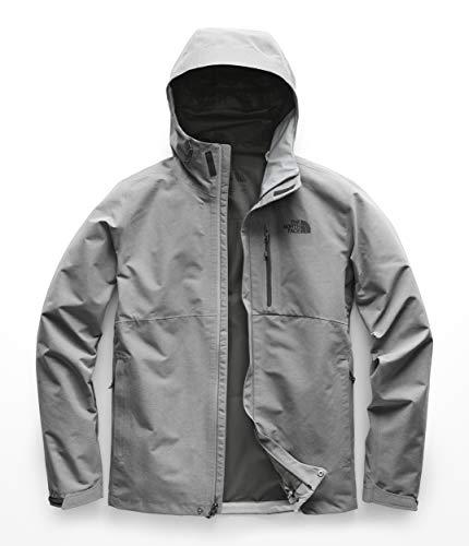 The North Face M Dryzzle, Giacca Impermeabile Uomo, Grigio (TNF Medium Grey Heather), XXL