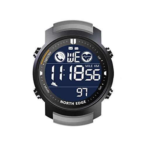 xiaoxioaguo Smart watch men's sports waterproof 50M swimming running sports pedometer stopwatch