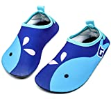 Giotto Kids Swim Water Shoes Quick Dry Non-Slip for Boys & Girls,...
